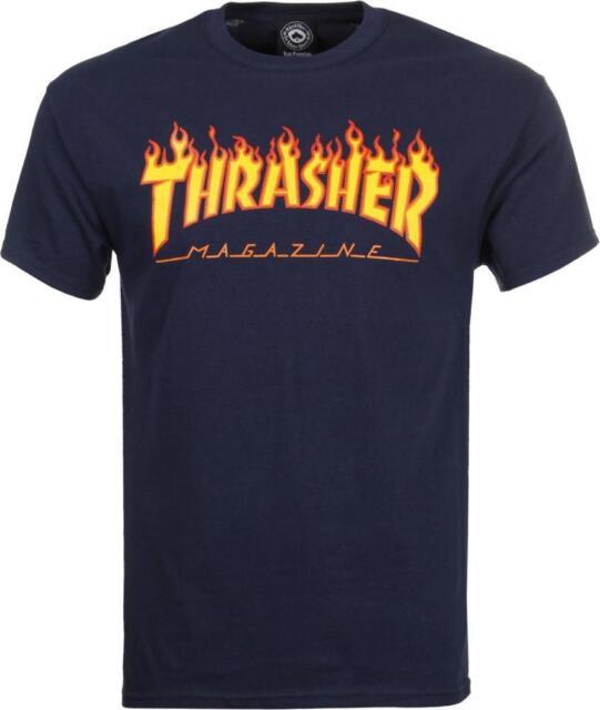 thrasher shirt ebay