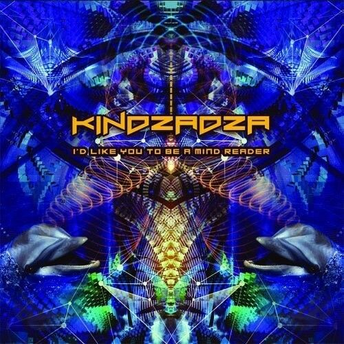 Kindzadza - I'd Like U to Be a Mind Reader [New CD] UK - Import
