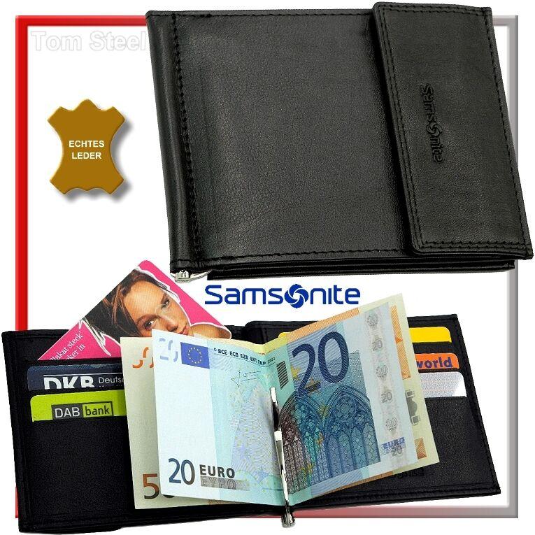 Samsonite EC Card Holder Dollar Clip Note Clip Clip Case Purse   eBay