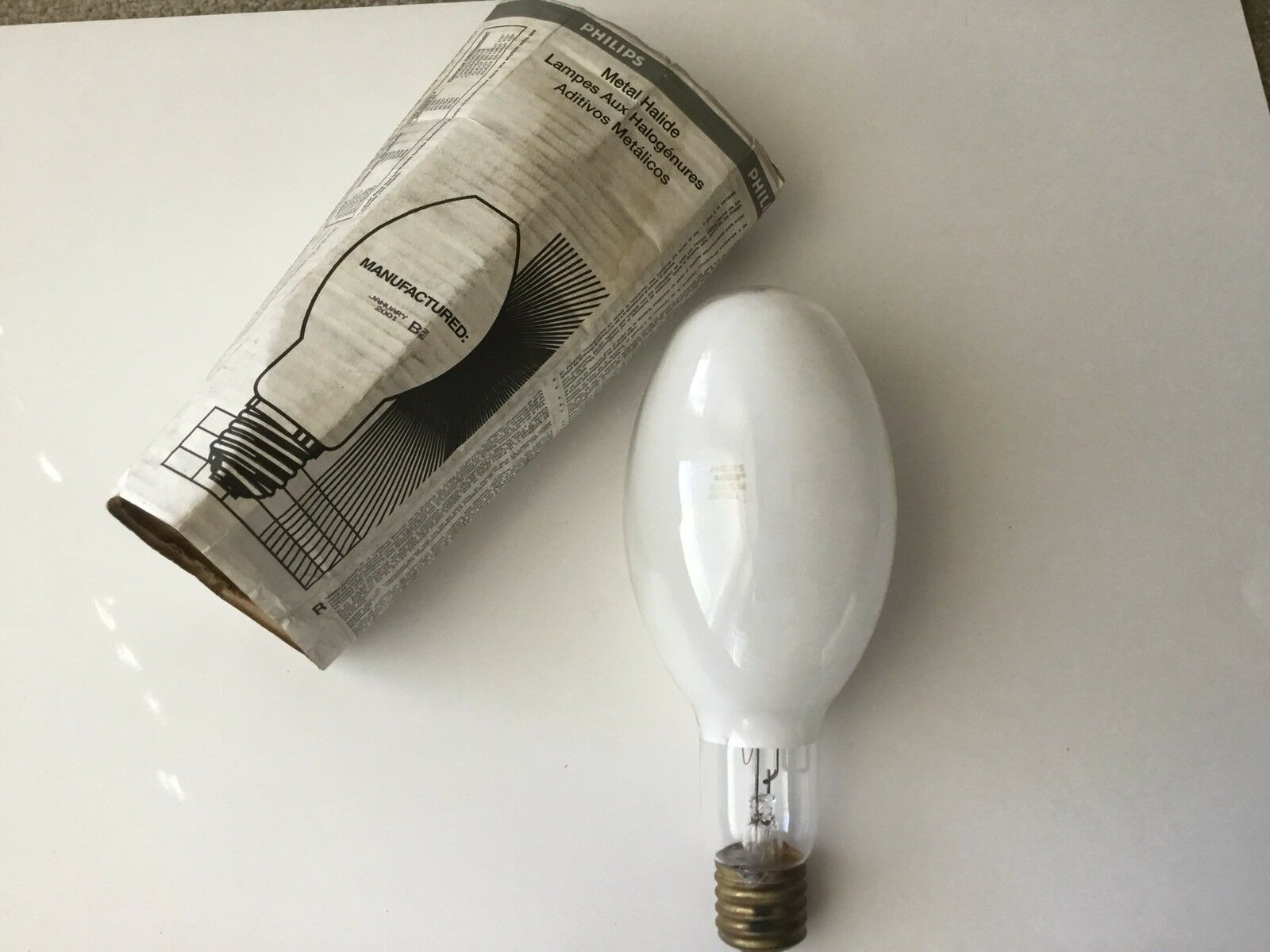 lamp metal advance philips halide new ballast core coil product