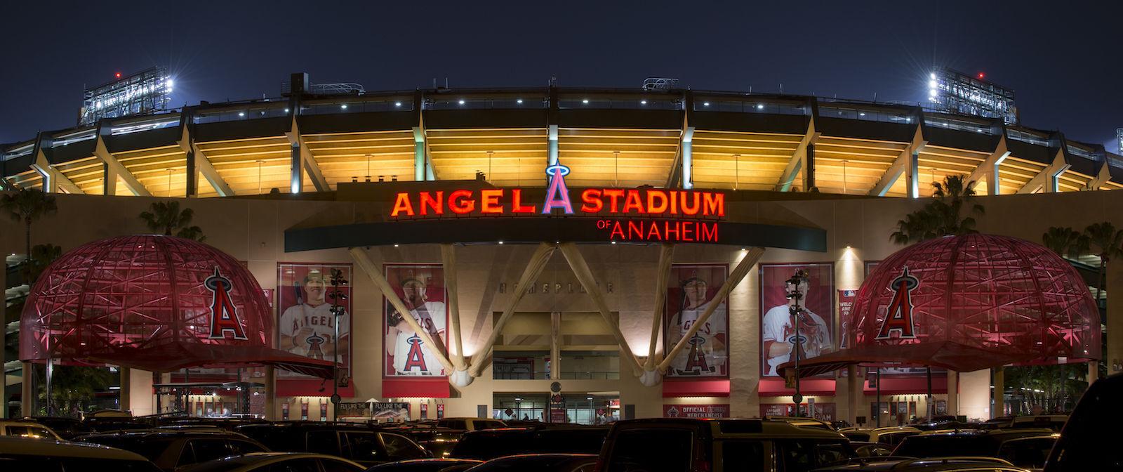 Los Angeles Angels Road Games