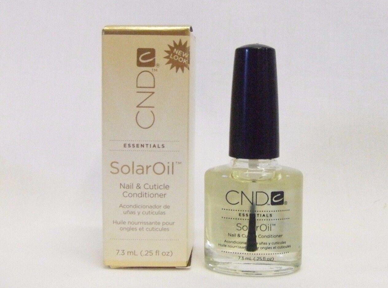 Cnd essentials nail cuticle design solar creative oil solaroil picture 1 of 1 prinsesfo Gallery