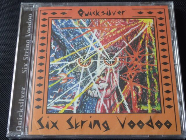 Quicksilver - Six String Voodoo (SEALED NEW CD 2010) GARY DUNCAN THE BROGUES
