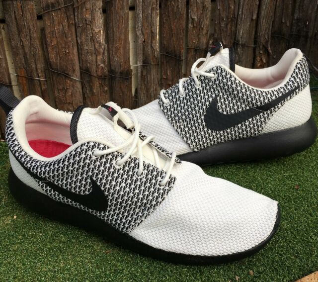Nike Roshe Piste Noire Uk 9 Nous