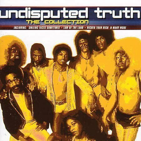 The Undisputed Truth - ESSENTIAL COLLECT [CD]