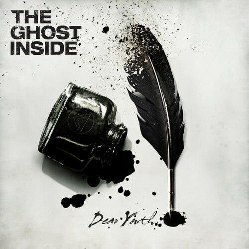 The Ghost Inside - Dear Youth [New CD]