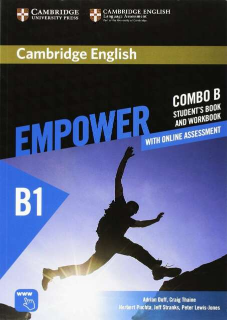 Cambridge English Empower Pre-intermediate Combo B with Online Assessment, Doff,