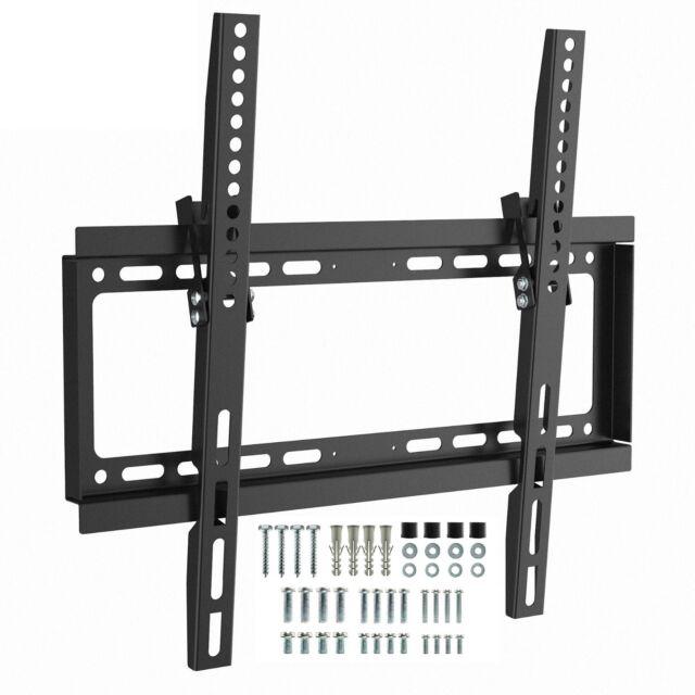 TV Wall Bracket Mount Tilt for 23 32 37 40 42 46 48 55 3D LED LCD Plasma