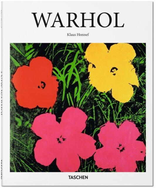 Warhol (Basic Art Series 2.0) (Hardcover), HONNEF, KLAUS, 9783836543897