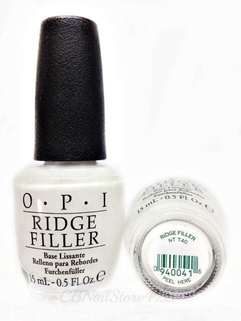 Opi Ridge Filler Base Coat Nt T40 0 5oz 15ml