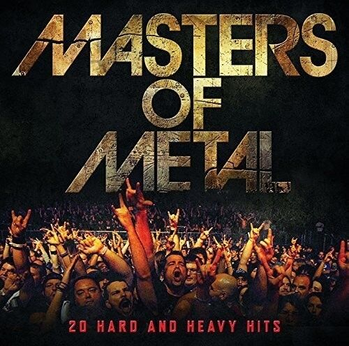 Various Artists - Masters of Metal [New CD] UK - Import