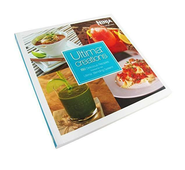 ninja ultima creations cookbook with 150 delicious recipes for