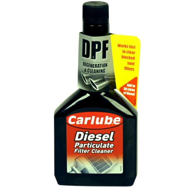 Carlube DPF Diesel Particulate Filter Regenerator & Cleaner Fluid 300ml