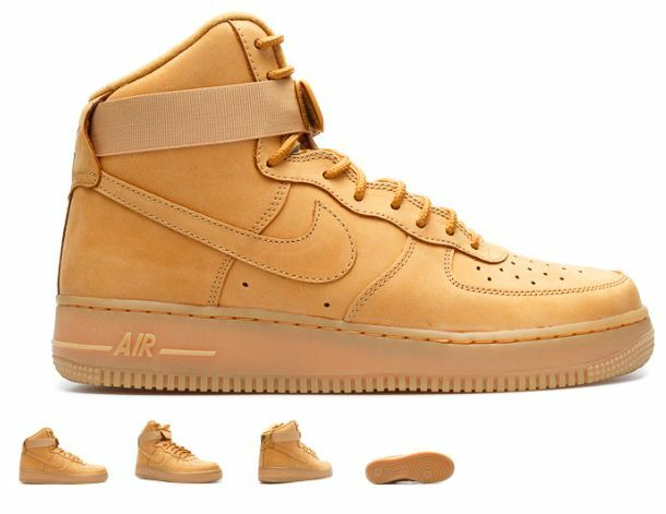 Nike Air Force 1 Haute Gumtree De Lin