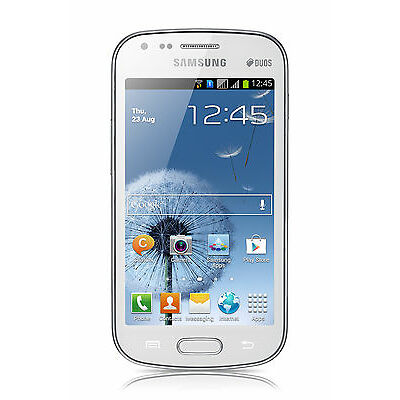Samsung  Galaxy S Duos 2 GT-S7582 - 4 GB - White - Smartphone