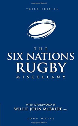 The Six Nations Rugby Miscellany,John White- 9781780977478