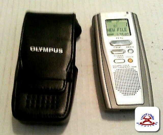 Olympus DS-3000 (w/16MB Card)  Digital Voice Recorder W/Case Exc.......(C2B1)