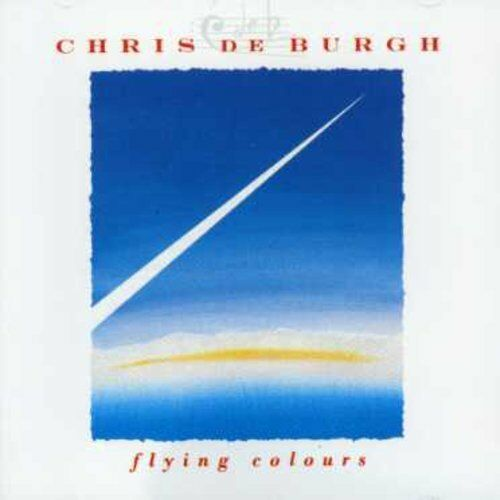 Chris de Burgh - Flying Colors [New CD] Manufactured On Demand