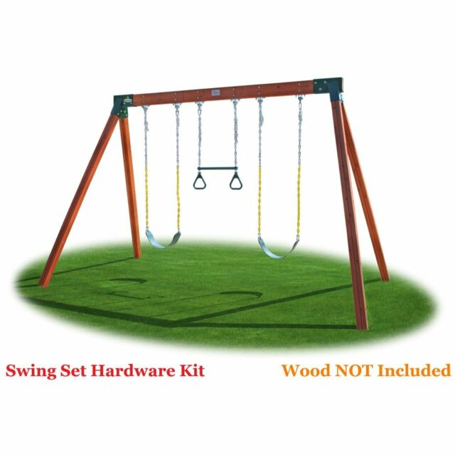 Eastern Jungle Gym Classic A-frame Swing Set Hardware Kit 1 | eBay