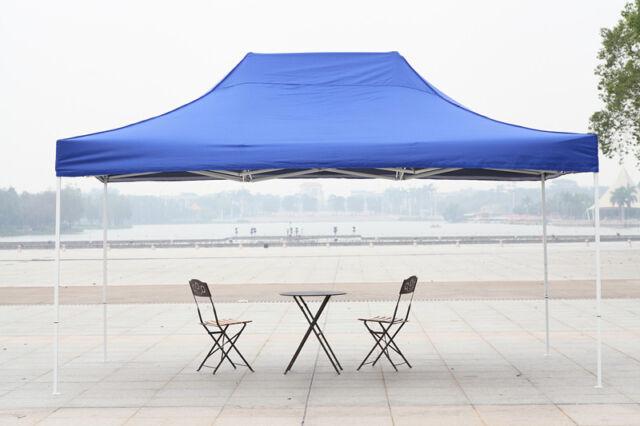 Canopy 10x15 Waterproof Fair Shelter Car Shelter Wedding Pop Up Tent Heavy Duty & 10 X 15 Canopy Heavy Duty Commercial Fair Car Shelter Wedding Pop ...