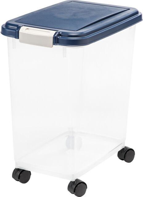 IRIS Airtight Pet Food Storage Container eBay