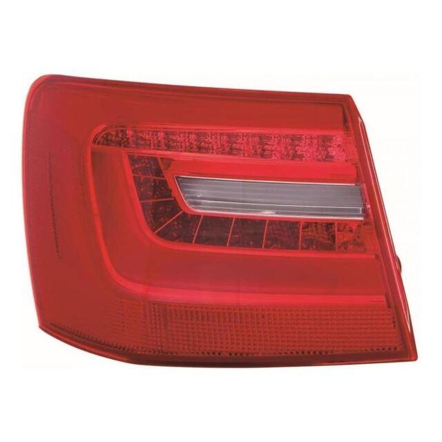 Audi A6 Mk3 Estate 6/2011-3/2015 Led Outer Wing Rear Light Lamp Passenger Side