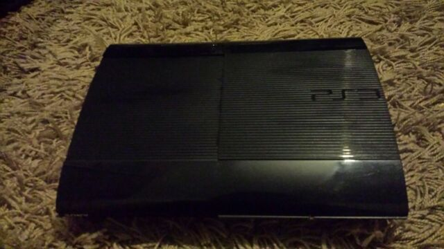 Sony PlayStation 3 12GB Charcoal Black Spielekonsole (CECH-4004A - PAL)