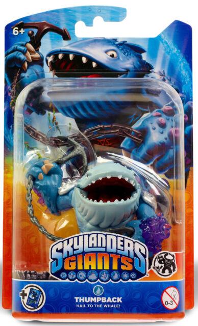 Skylanders giants giant character figure thumpback nintendo wii ps3 xbox 360 ebay - Skylanders thumpback ...