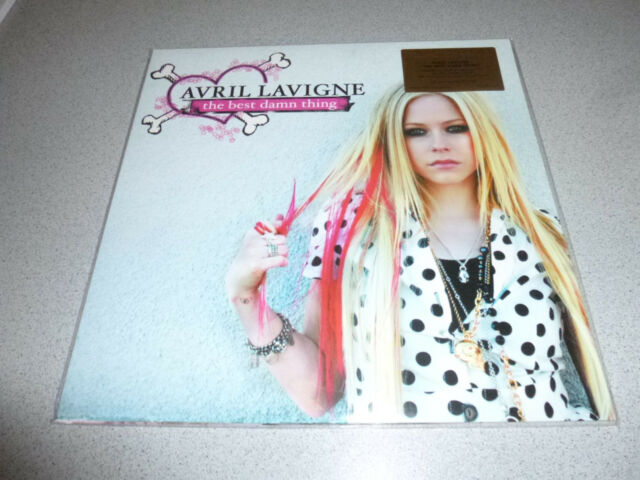 AVRIL LAVIGNE - The Best Damn Thing  - 180g LP audiophile Vinyl /// Neu