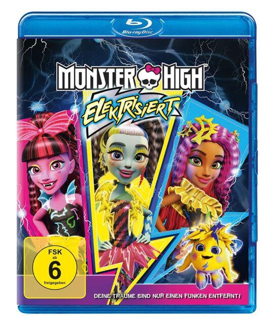 Monster High ~ Elektrisiert *** Blu-ray *** neu/ovp