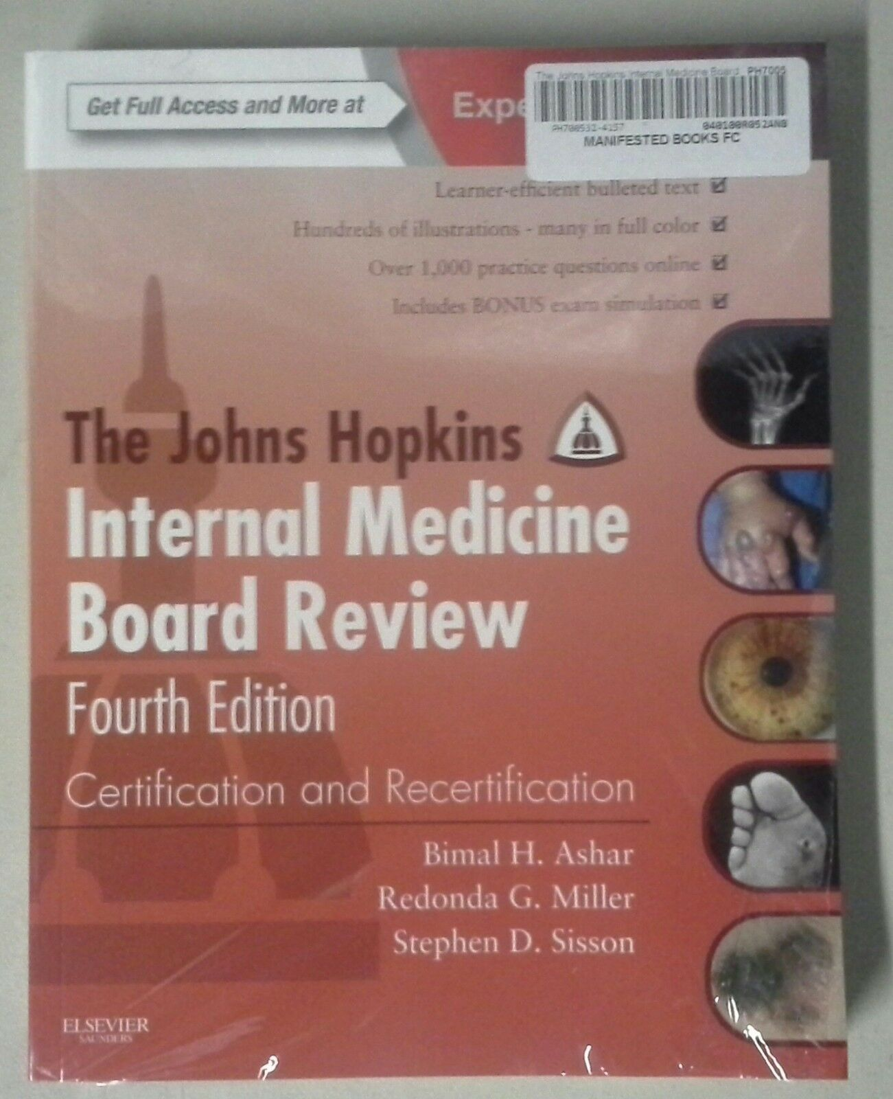 Johns hopkins internal medicine board review certification and picture 1 of 2 xflitez Gallery