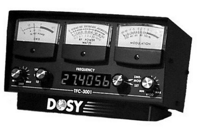 dosy tfc 3001 manual