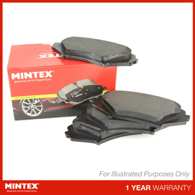 Matching OE Quality Mintex Rear Disc Brake Pads Set