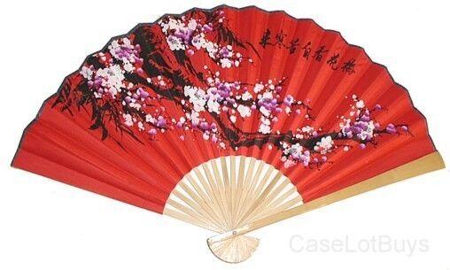 1 Oriental 35 Feng Shui Asian Tiger Wall Decor Fan | eBay