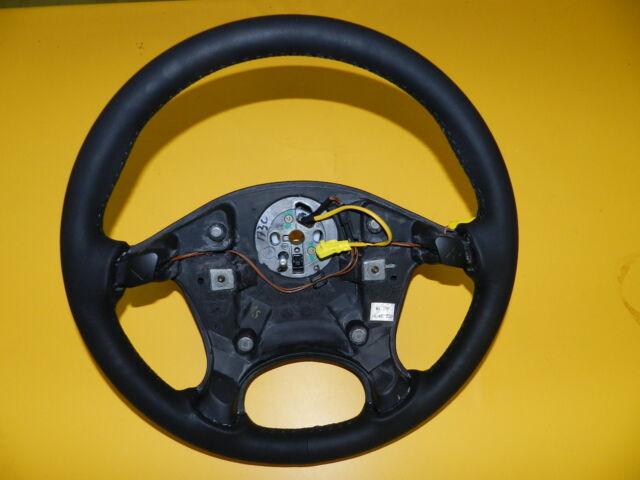 Lenkrad 4-Speichen Leder Corsa B Tigra A  ORIGINAL OPEL 913035
