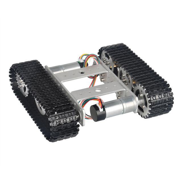 Robot platform kit arduino diy smart tank car tracked