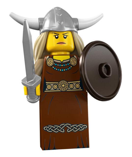 LEGO® Minifiguren 8831 Serie 7  - Wikingerin