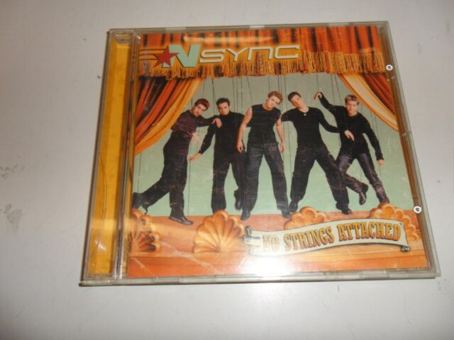 CD  No Strings Attached von 'N Sync