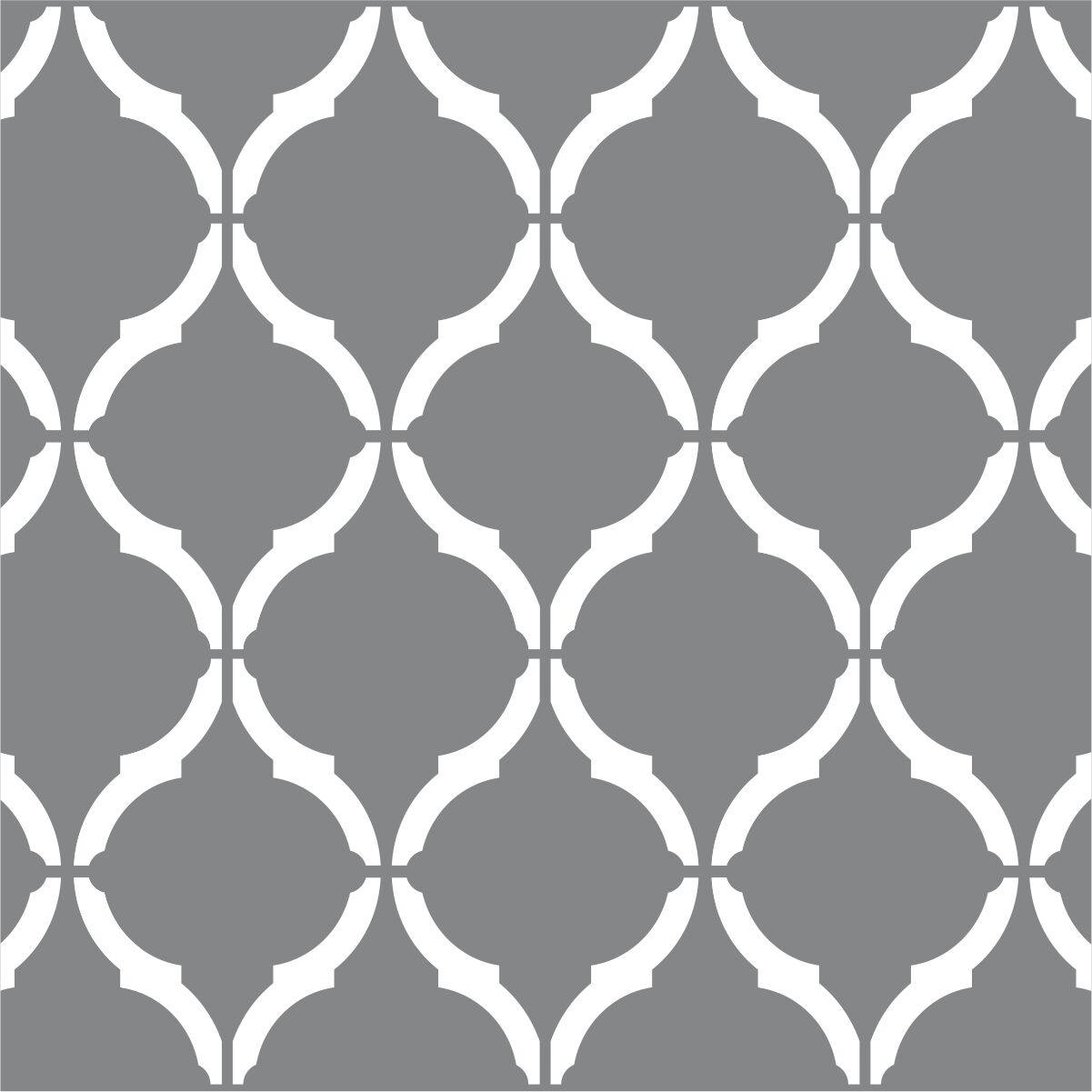Moroccan wall stencil large 12x9 craft airbrush pattern painting picture 1 of 2 amipublicfo Image collections