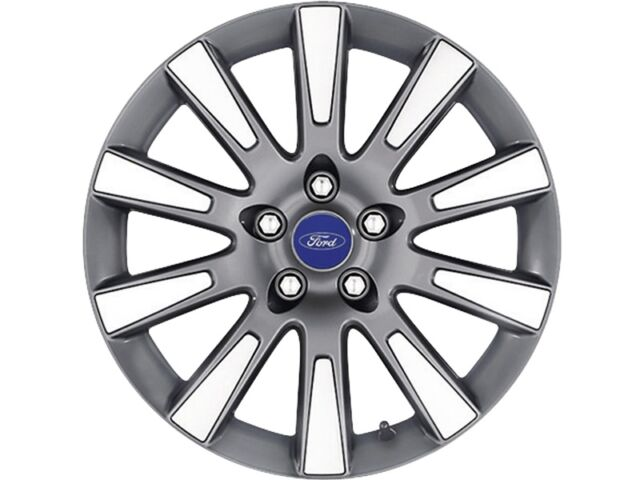 GENUINE FORD FOCUS II Aluminium Rim 17-Inch 10 SPOKES Design Anthracite