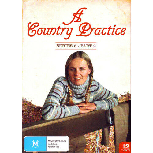 A Country Practice : Series 3 :Part 2 (DVD, 12-Disc Set) Like New Region 4
