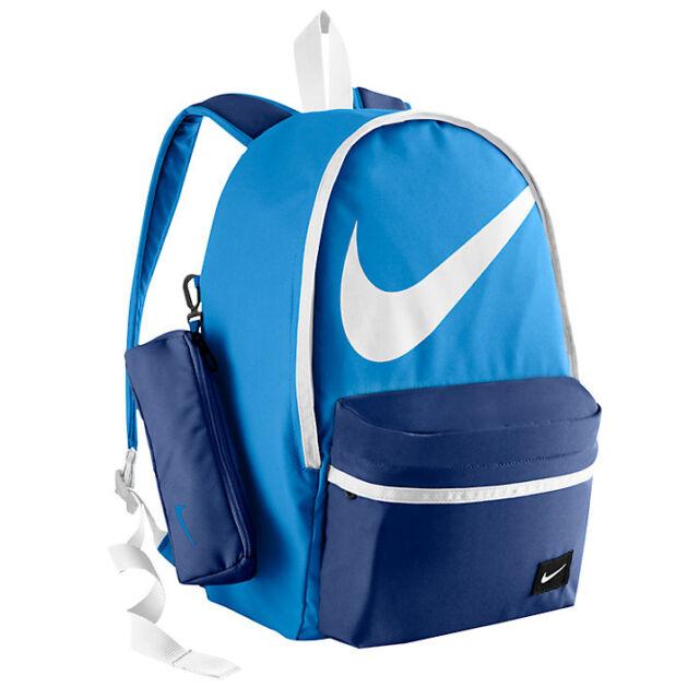 nike backpacks blue