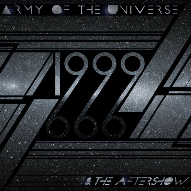 ARMY OF THE UNIVERSE 1999 & The Aftershow CD 2016