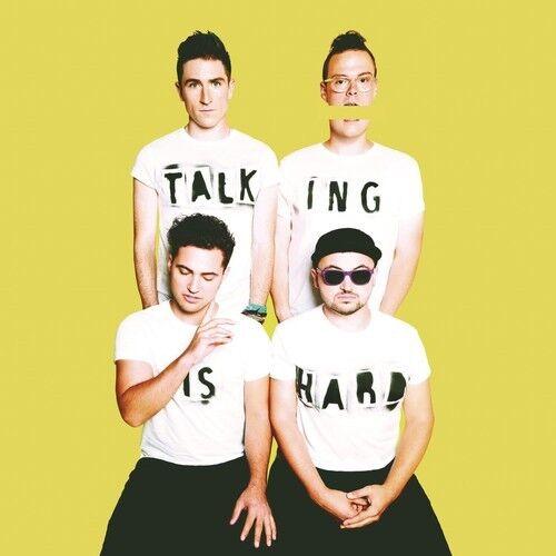 Walk the Moon - Talking Is Hard [New Vinyl] Digital Download