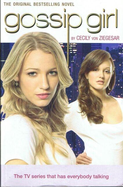 Gossip Girl #1 Original Novel - Cecily Von Ziegesar (Paperback 2008) FREE POST