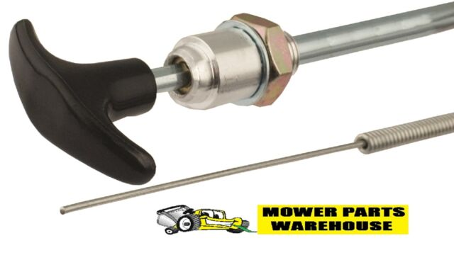 Push Pull Cable Accessories : Push pull throttle control cable locking b sb