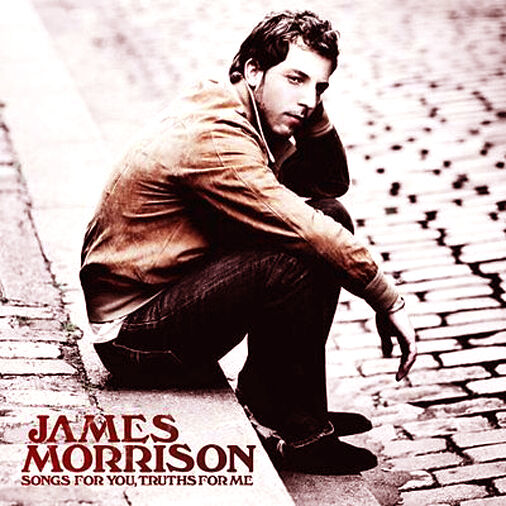 JAMES MORRISON SONGS FOR YOU, TRUTHS FOR ME CD Album EX/EX/MINT  *