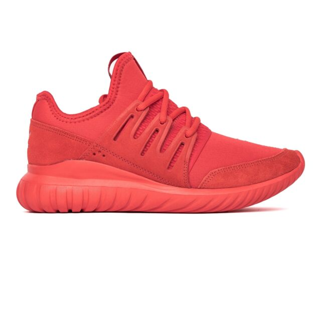 tubular shoes red