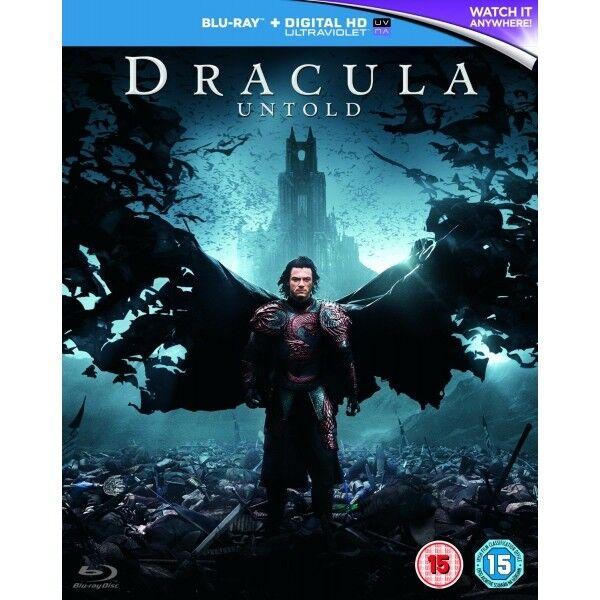 Dracula Untold Blu-ray