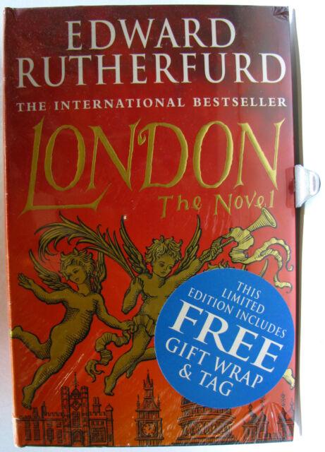 #^1, Edward Rutherfurd LONDON, HC LN